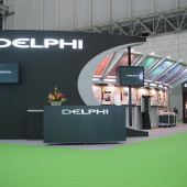 DELPHI  TOKYO MOTOR SHOW1