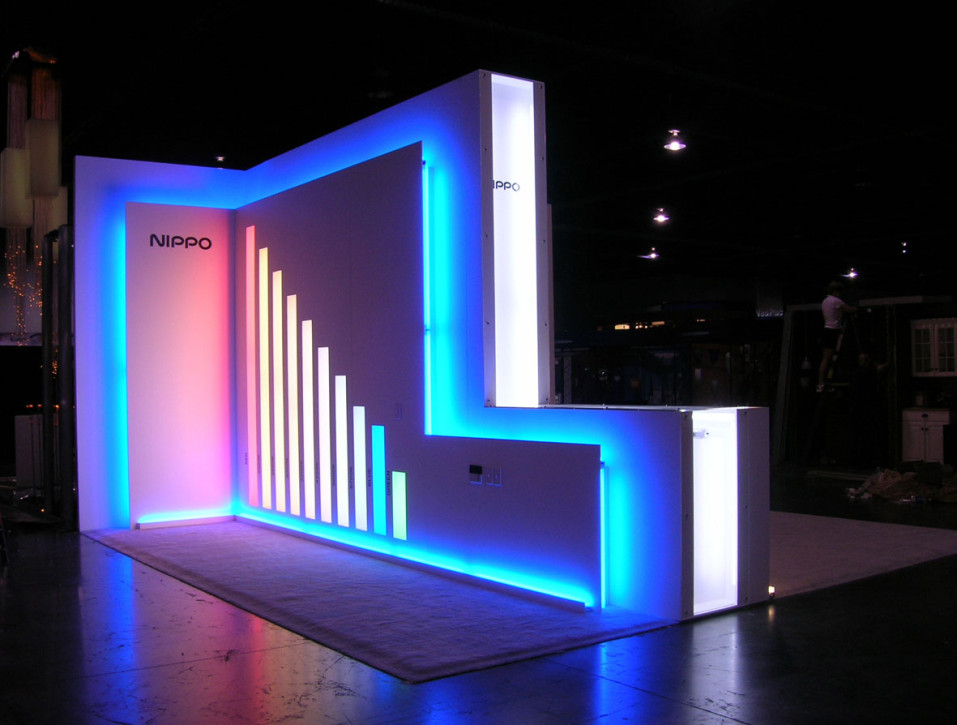 NIPPO ELECTRIC LIGHTFAIR New York3